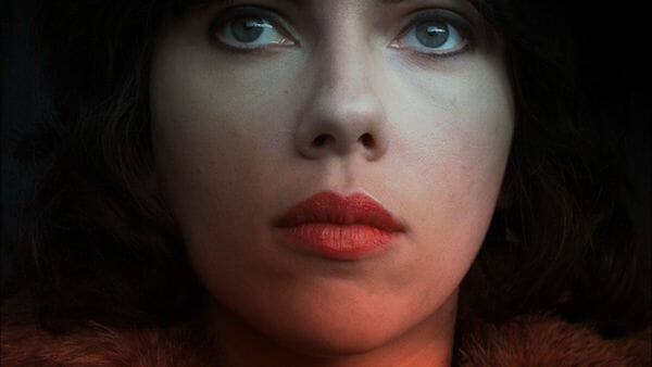 under the skin, scarlett johanson
