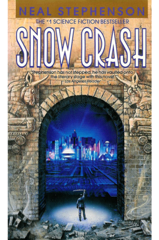 snow crash cyberpunk