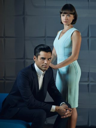 INCORPORATED -- Season:1 -
