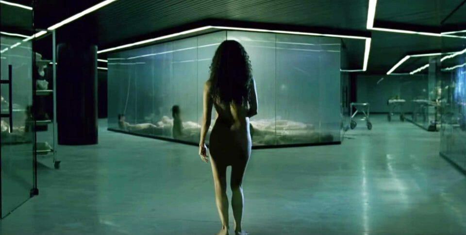 sexo con robots - westworld
