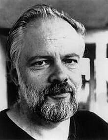 Philip K. Dick en Blanco y Negro