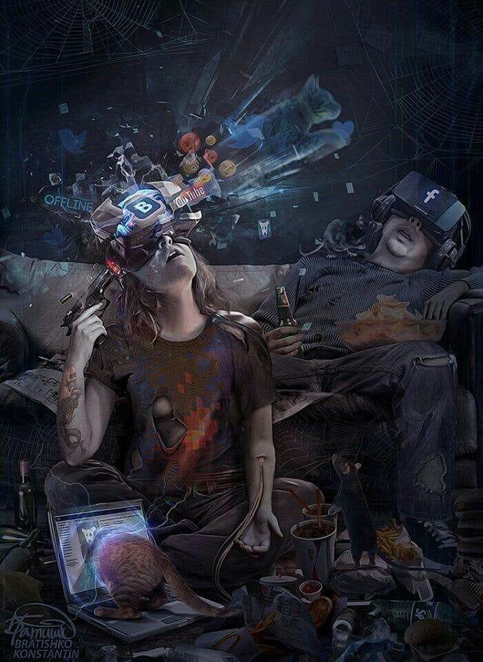 realidad virtual inmersiva