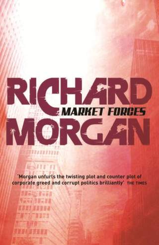 leyes de mercado - richard morgan